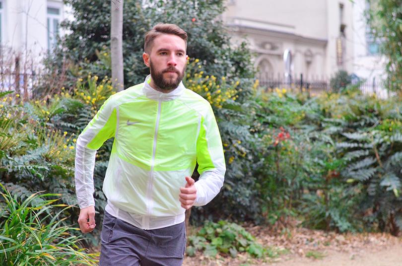 test revolution jacket Nike 1