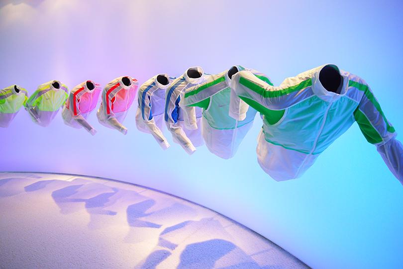 test revolution jacket Nike 5