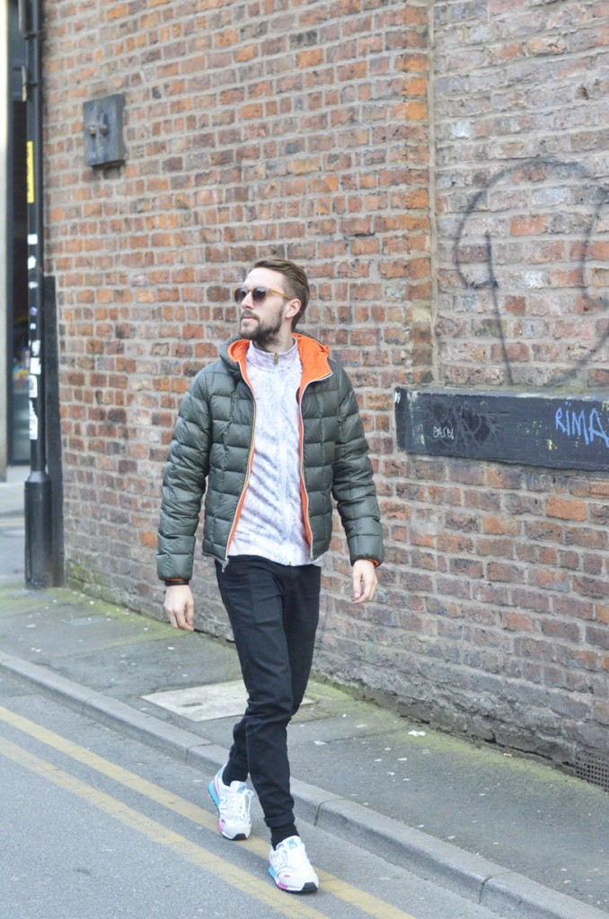 blog mode homme look_kway_nike_New balance_Levis_Nixon_Paris__manchester streets_1