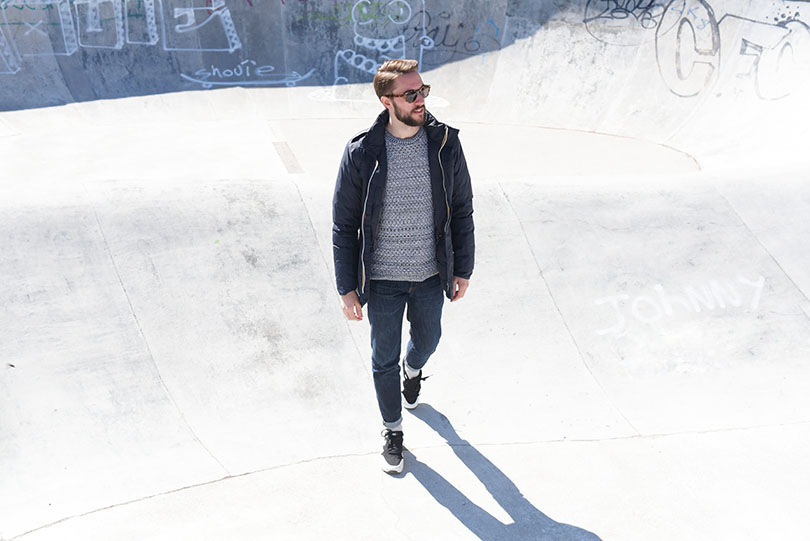 01_blog mode homme paris look kway asos nike calvin klein