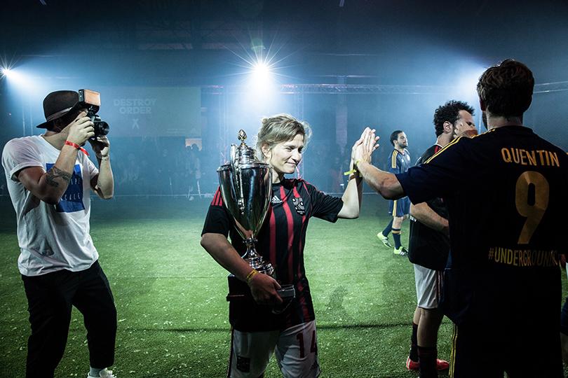 28_Underground football club_saison 2_Records FC
