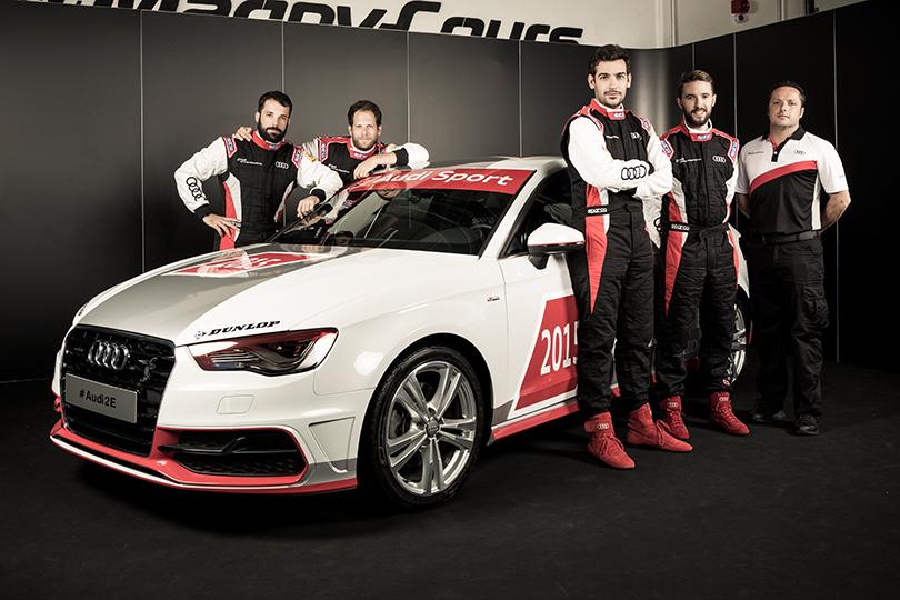 01_Audi 2E Experience