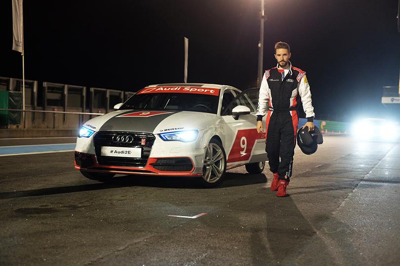 12_Audi 2E Experience
