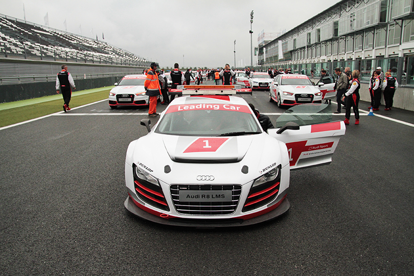 13_Audi 2E Experience