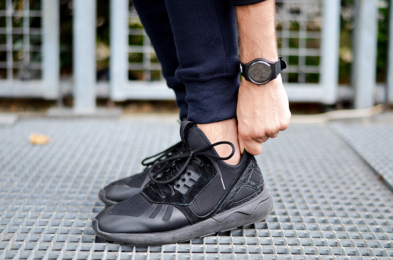 Adidas Tubular black-2